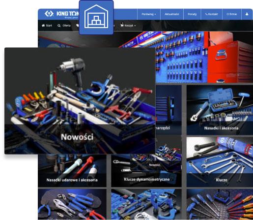 Integra eCommerce WebShop